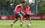 4 điều thú vị từ buổi tập của Arsenal: Ozil trở lại; Mkhitaryan bị ném vào... thùng rác