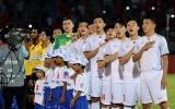 ĐT Việt Nam và 'đôi chân' của nhà vô địch