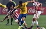 'Nỗi ám ảnh' Paraguay lại hiện về với Brazil