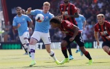 Man City và Liverpool tiếp tục chia đôi giang sơn