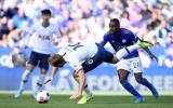 TRỰC TIẾP Leicester 1-1 Tottenham: 'Bầy cáo' san bằng tỷ số (H2)