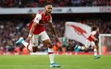 Đá chấp người, Arsenal đào thoát ngoạn mục trước Aston Villa