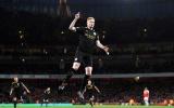 Điểm nhấn Arsenal 0-3 Man City: Show diễn của De Bruyne; Hàng thủ tệ nhất thập kỷ
