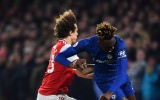 Sửa sai cho đồng đội, Luiz không ngần ngại 'triệt hạ' cầu thủ của Chelsea