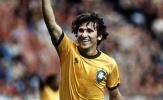 Zico: 'Ở World Cup bạn thắng thì làm vua, thua thì... xách vali về nước'