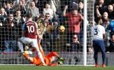 Kane ghi bàn và nhìn Tottenham thất bại sốc trước 'nhược tiểu' Burnley