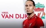 Liệu Van Dijk có chiến thắng giải thưởng Cầu thủ xuất sắc nhất năm?