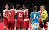 3 cầu thủ Arsenal ngăn chặn Koulibaly 'nổi điên'