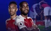 Arsenal chơi ra sao nếu Aubameyang và Lacazette cùng xuất phát?