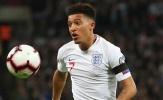 Jadon Sancho và tương lai của Tam Sư ở EURO 2020