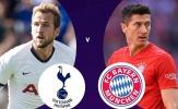 Nhận định Bayern vs Tottenham: Mourinho giúp Gà trống 'trả nợ'?