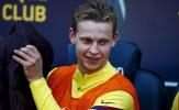 De Jong: 'Tôi nhớ các đồng đội và thèm được chơi bóng'