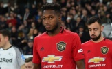 Ole tiết lộ nguyên nhân giúp Fred 'lột xác' ấn tượng tại Man United