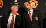 Ferdinand tiết lộ Sir Alex Ferguson là 1 'nhân tố' khiến Tam Sư thi đấu kém