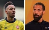 Ferdinand tìm ra nguyên nhân Aubameyang 'cò cưa' với Arsenal