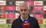 Mourinho chỉ đích danh 'thủ phạm' khiến Tottenham hòa Bournemouth