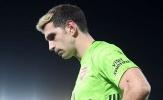 Emiliano Martinez: 'Tôi sẽ rời khỏi Arsenal nếu.....'