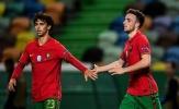 Jota: 'Bồ Đào Nha chẳng thấy áp lực gì phải thay thế Ronaldo'