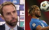 Nhận thẻ đỏ, sao Chelsea vẫn được Southgate tâng bốc