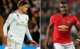Valverde thay thế Pogba, giải pháp táo bạo với Man United?