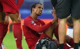 Liverpool toang mạnh, nguy cơ mất trung vệ thứ 2 sau Van Dijk