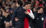 Arteta nói rõ lý do 'tống khứ' Ozil khỏi đội hình Arsenal