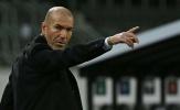 Real thua sốc, Zidane chốt luôn tương lai