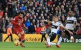 Còn 1 ngôi sao hay hơn cả Salah và Shaqiri trong trận Fulham