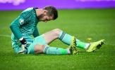 CĐV Liverpool: 'De Gea chấn thương vì quá sợ điều sẽ tới'