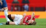 Sao trẻ nghỉ dài hạn, CĐV Man Utd: 'Chúng ta coi như tiêu'