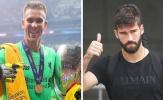 Trước và sau Siêu cúp, bộ đôi 'số 1' của Liverpool nói gì với nhau?