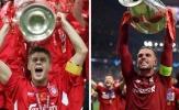 Cựu vô địch Premier League so sánh đội trưởng Liverpool với huyền thoại