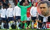 Liverpool thiếu điều gì ở Old Trafford? Huyền thoại Arsenal có đáp án