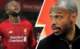 Khen học trò cũ, Thierry Henry chỉ ra điểm đáng sợ của Liverpool