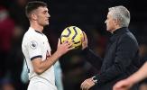 ''Mourinho hẳn đã nhìn thấy điều gì đó từ anh ấy trong tập luyện''