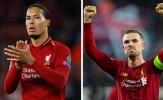 'Lá chắn thép' Liverpool: 'Anh ấy luôn dẫn đầu chúng tôi bằng cách làm gương'