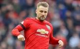 Luke Shaw: 'Tầm vóc vĩ đại của Man Utd đã truyền cảm hứng cho chúng tôi'