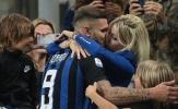 'Chính Icardi đã quyết định dứt tình với Inter Milan'