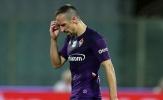 SỐC! Franck Ribery gặp họa, CĐV Fiorentina buông lời mỉa mai