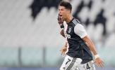 Ronaldo bóng gió, coi như chốt tương lai ở Juve?