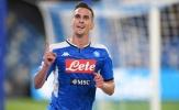 Từ bỏ Lacazette, Juve dùng 3 cầu thủ đổi lấy sao Napoli