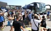 Sau thất bại trước PSG, Atalanta được chào đón như nhà vô địch Champions League