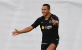 Alexis Sanchez báo tin vui cho Inter trước trận chung kết Europa League