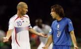 'Pirlo giống Zidane ở điểm đó'