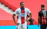 "Liverpool, Real Madrid sẵn sàng ""cuỗm"" Mbappe từ tay PSG"