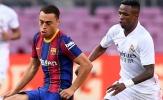 Thua Real, tân binh của Barca gửi thông điệp đến Juve