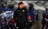 Hàng thủ Inter chơi tệ: Nguy rồi đấy, Conte!