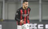 Diogo Dalot thất vọng khi AC Milan thua sốc