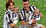 CHÍNH THỨC: 'Ngôi sao may mắn' của Juventus tuyên bố giải nghệ