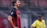 Ibrahimovic: 'Tôi sẽ không sút penalty nữa!'